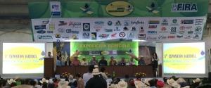 Inauguración 5ta Exposición Agrícola del Módulo de Riego Valle