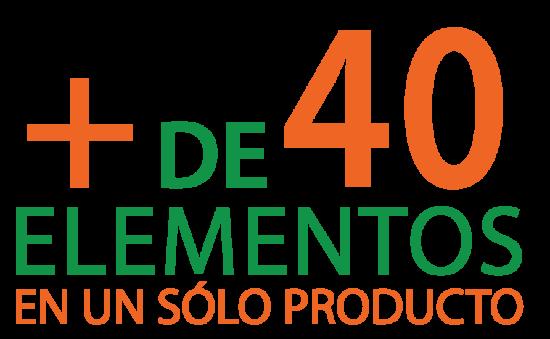 Bionat - Más de 40 Elementos en Un Sólo Producto
